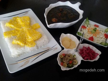 تزیین میز غذا,تزیین غذای کودک,سفره ارایی و تزیین غذا