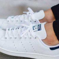 چگونه کتانی سفید را تمیز کنیم |شستن کفش سفید