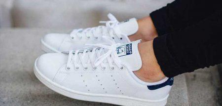 کفش سفید اسپرت