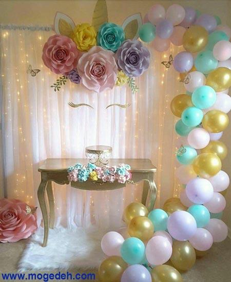Photo of آموزش بادکنک آرایی برای جشن تولد