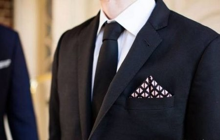 طول کراوات