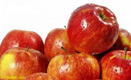 ویتامین های سیب