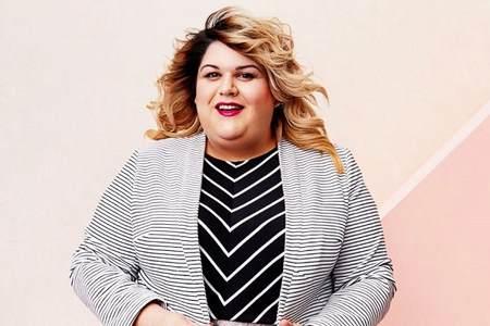 مدل بلوز برای خانمهای چاق