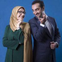 بیوگرافی نیما کرمی و همسرش زینب زارع به همراه تصاویر