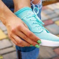 نکاتی برای شست و شوی بهتر کفش ها