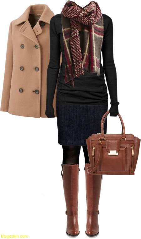 پارچه های مناسب زمستان