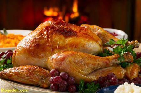 هورمون زدایی مرغ