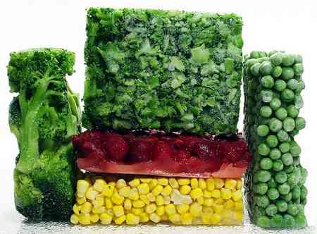 غذاهایی که میتوان فریز کرد