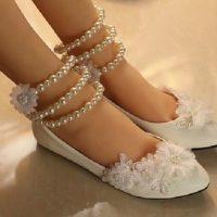 نکاتی مهم برای خرید کفش عروس