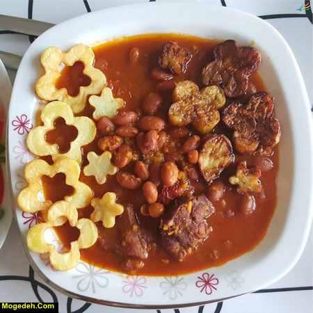 غذای محلی شهر ارومیه