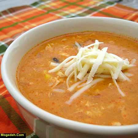 طرز تهیه ی سوپ ساده