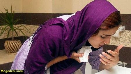درمان تهوع بارداری در طب سنتی