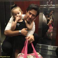 بیوگرافی شاهرخ استخری همسر و فرزندش