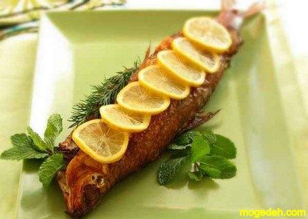 سبزی پلو با تن ماهی