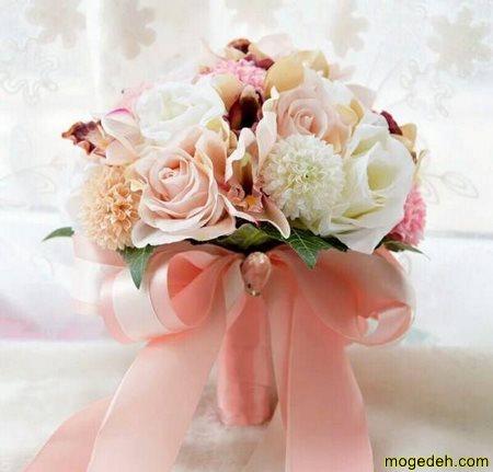 گل طبیعی عروس