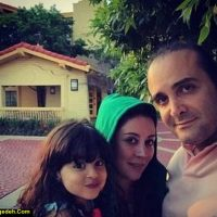 بیوگرافی سینا سرلک و همسرش و فرزندش | عکسهای خانوادگی سینا سرلک