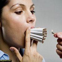 سیگار کشیدن زنان | مضرات سیگار برای خانم ها