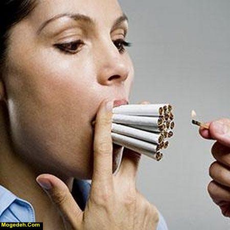 دخانیات و زنان