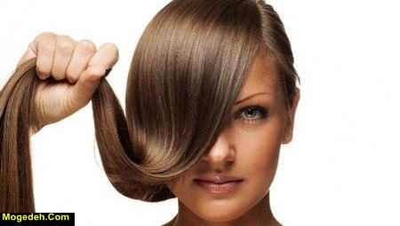 مراقبت از موهای بلند
