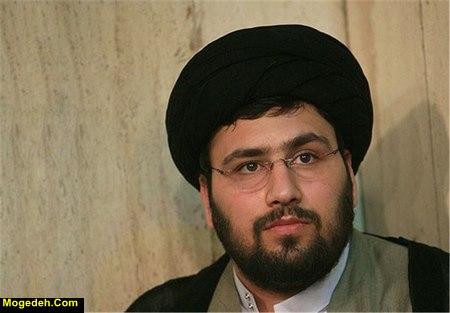 سید یاسر خمینی متولد