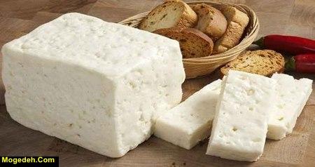 انواع پنیر پیتزا در ایران