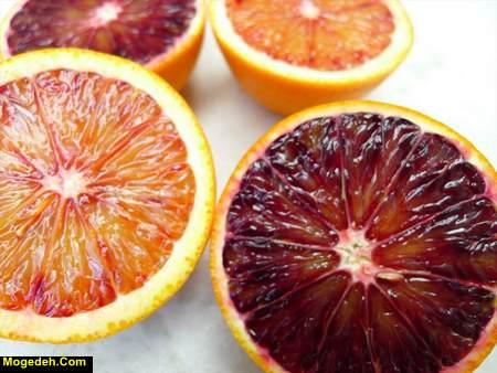 مضرات پرتقال خونی