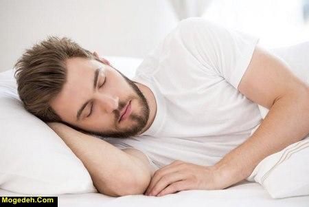 تاثیر دیر خوابیدن بر پوست
