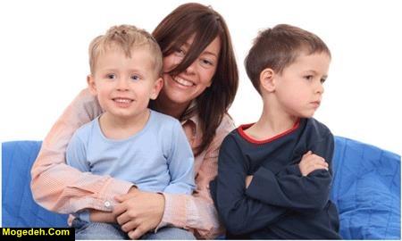 نحوه برخورد با کودک حسود