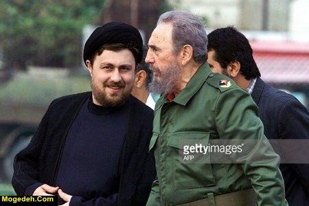 سید علی خمینی و رهبری