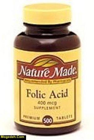 زمان مصرف فولیک اسید قبل از بارداری