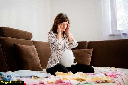 درمان سردرد در دوران بارداری در طب سنتی