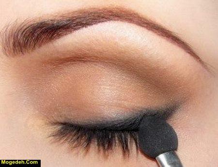 انواع رنگ سایه چشم