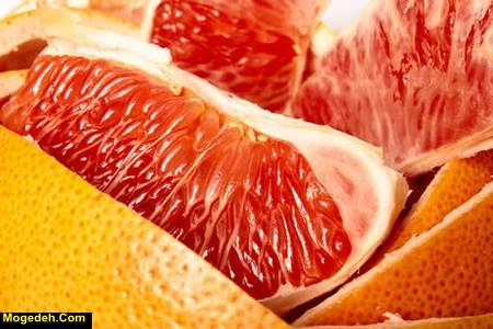 خواص درمانی پرتقال خونی