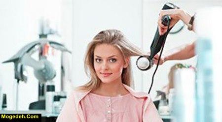 مدل سشوار موی متوسط