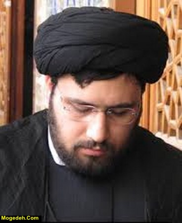 سید حسین خمینی و رضا پهلوی