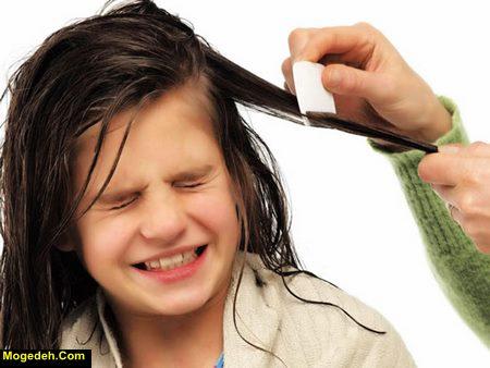 تقویت رشد موی نوزاد