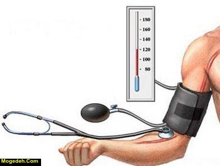 درمان صد در صد فشار خون