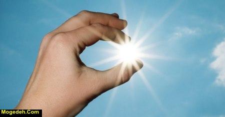 روغن برای آفتاب گرفتن