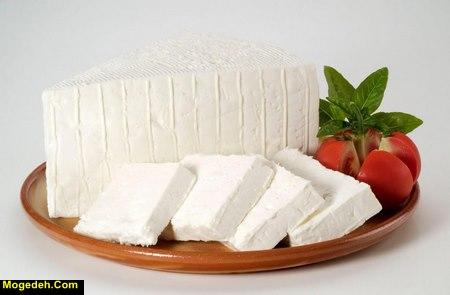 غذا با پنیر چدار
