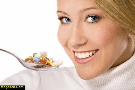 عوارض قرص ویتامین a