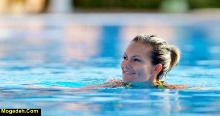 شنا قبل از بارداری