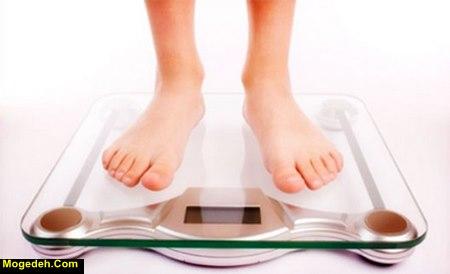 بارداری بدون اضافه وزن
