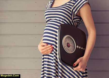 چگونه در بارداری چاق نشویم
