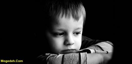 افسردگی کودک سه ساله