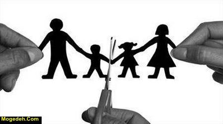 پایان نامه تاثیر طلاق بر فرزندان