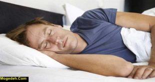 عرق كردن سر كودك در خواب