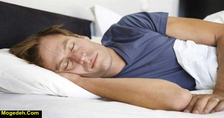 عرق کردن سر کودک در خواب