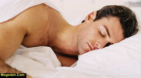 عرق کردن پشت سر در خواب