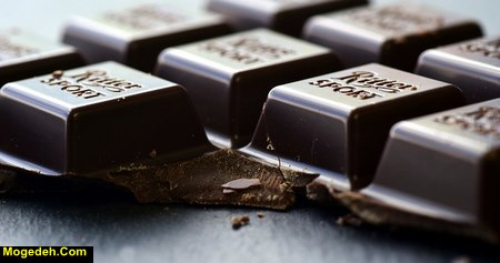 بهترین شکلات تلخ