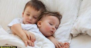 محیط خواب نوزاد